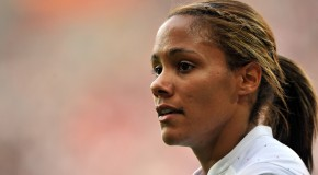 One-on-one with England defender Alex Scott