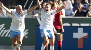 Red Stars fight back for 3-3 draw in Portland