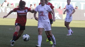 Holiday named 2013 NWSL MVP; KC sweeps awards