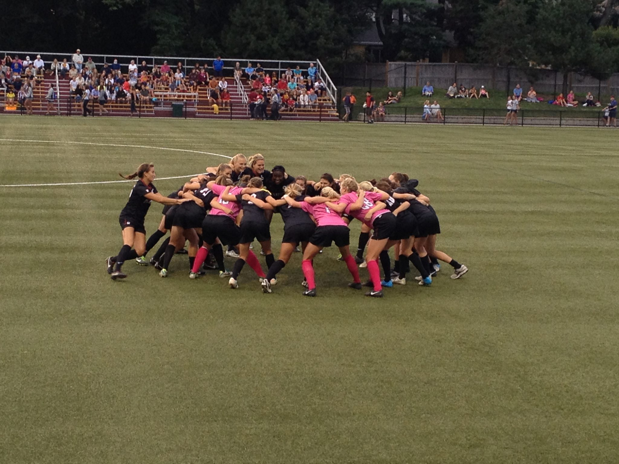 Stanford left the Northeast with two wins on opening weekend. (Photo copyright Meg Linehan for The Equalizer)