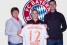 Amber Brooks officially leaves Bayern Munich as US homecoming trend continues