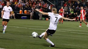 Nikki Marshall officially a Portland Thorns player again