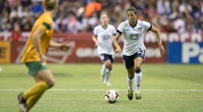 Christen Press talks USWNT, possible NWSL future