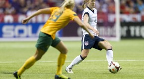 Good shape, momentary lapses for young US defense in win over Australia