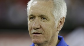 Tom Sermanni 'completely blindsided' by firing