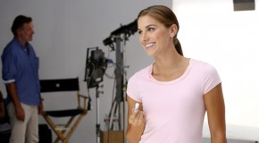 Alex Morgan adds to endorsements with ChapStick