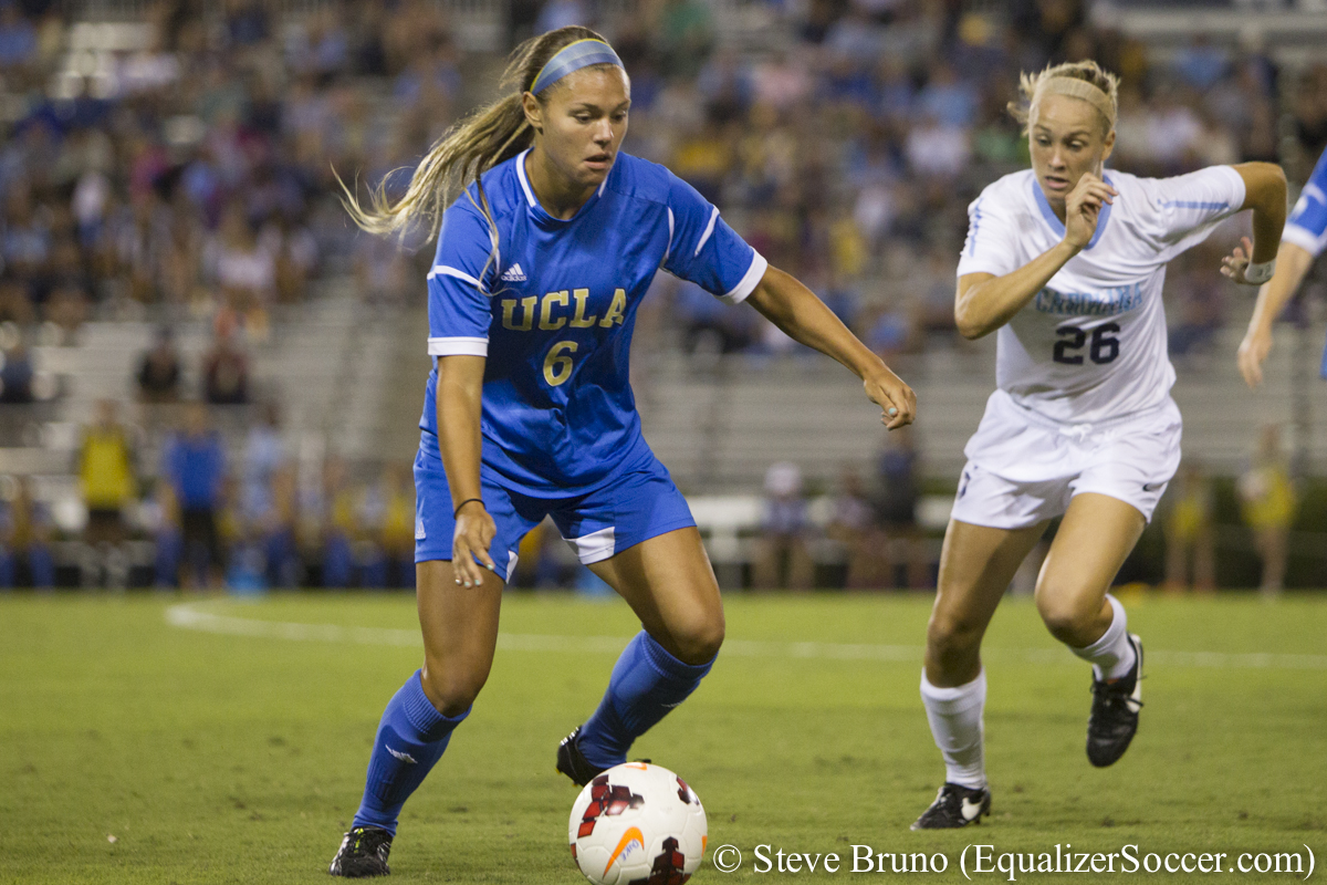 UCLA defeated Virginia in penalty kicks to move on to the NCAA championship game vs. Florida State. (Photo Copyright Steve Bruno for The Equalizer)