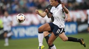New Zealand strike late, shock US in 1-1 draw