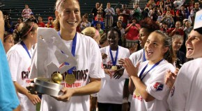 Thorns defender Marian Dougherty retires at 29