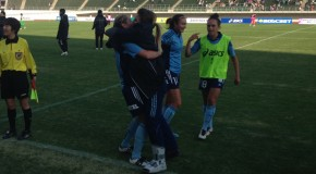 Sydney FC takes first game of 2013 Mobcast Cup