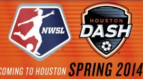 It's official — Houston Dash to join NWSL for 2014