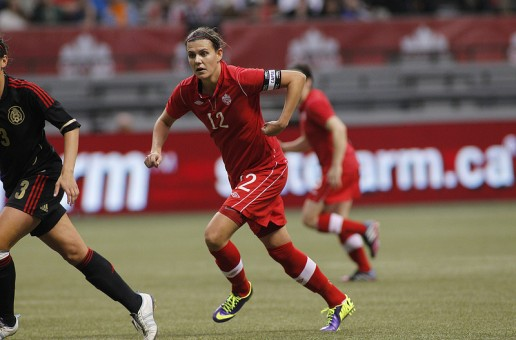 Christine Sinclair set for 200th cap with Canada