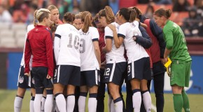 USWNT narrowly stays No. 1 for sixth straight year