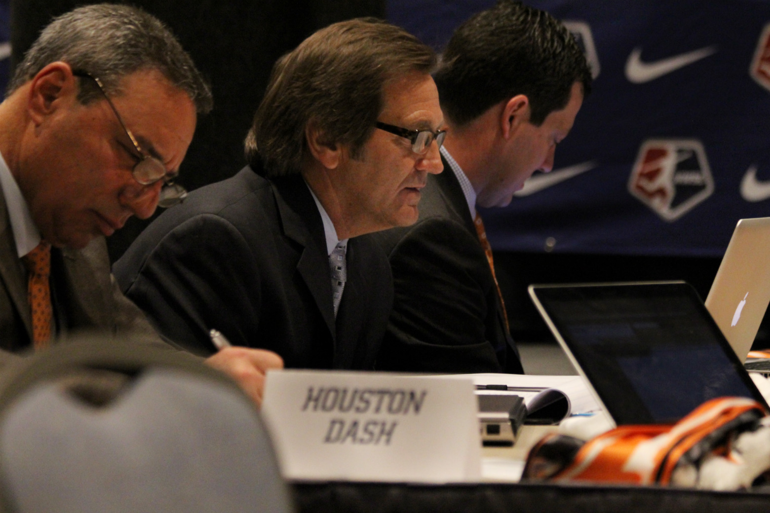Randy Waldrum says its playoffs or bust for the Houston Dash this season. (Photo Copyright Meg Linehan for The Equalizer)