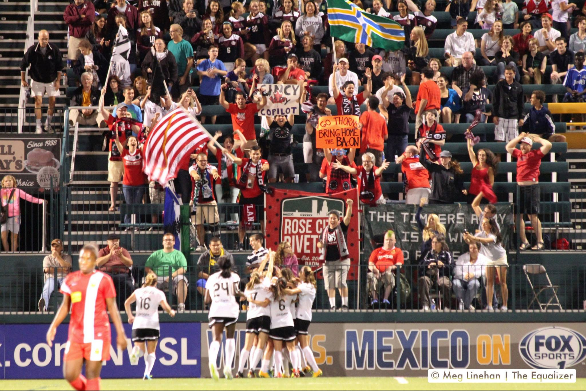 Will the NWSL improve upon the 2013 attendance records? In short: they have to. (Photo copyright Meg Linehan for The Equalizer.)