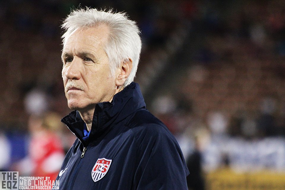 Tom Sermanni will be able to select up to 10 players from the NWSL Expansion Draft. (Photo copyright Meg Linehan for The Equalizer.)