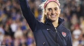 Brian ushering in next generation for USWNT