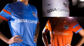 Houston Dash unveil jerseys, score five-year sponsorship with BBVA Compass