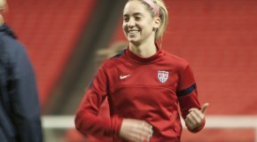 Injured Morgan Brian out of USWNT camp
