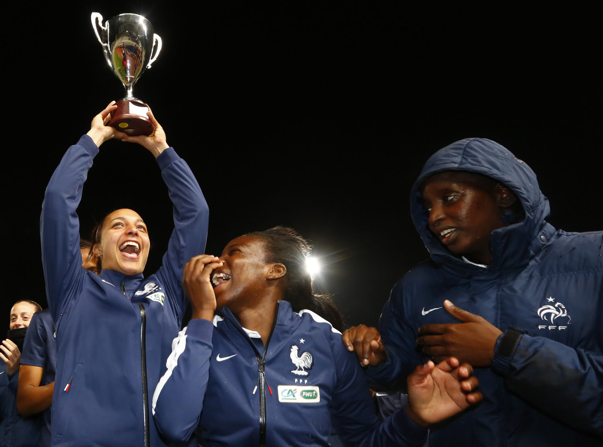 England v France - The Cyprus Cup Final