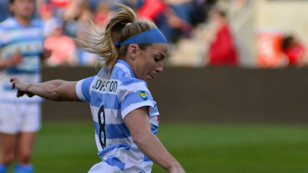 Julie Johnston's return should make a stingy Red Stars' defense even tougher for the final playoff push.