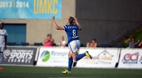 Rodriguez brace lifts FC Kansas City past Spirit