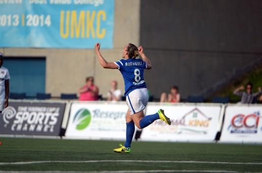 Rodriguez leads FC Kansas City over Reign, 1-0