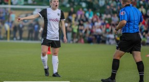 Little goal lifts Reign, keeps champs winless