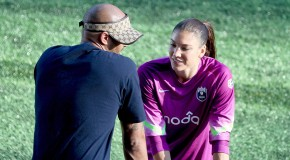 Hope Solo wants a chance at France 2019
