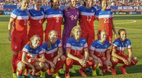 Ellis, US women happy with performances following two tough tests from France