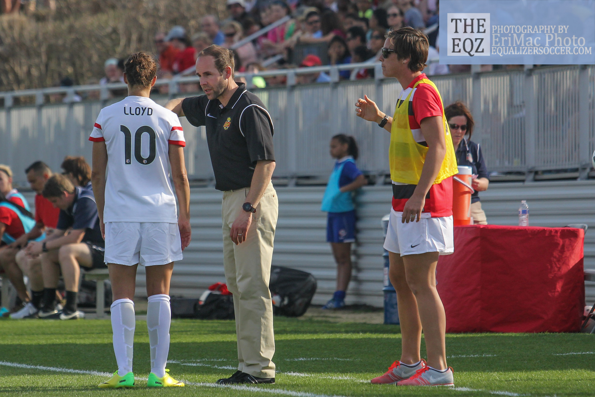 Aaron Lines doesn't see how Abby Wambach can skip the NWSL season and still be available to play for the United States. (Photo Copyright Erica McCaulley for The Equalizer)
