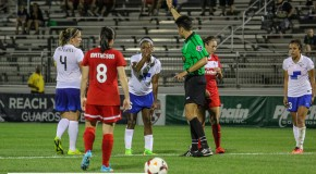 Spirit, Breakers end even in wild, controversial match