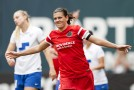 Sinclair hat trick leads Thorns' thrashing of Boston