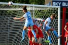 Nadim, O'Hara lead Sky Blue rout of Spirit