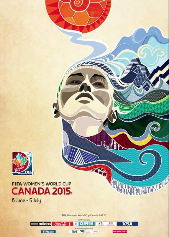 Canada 2015 poster