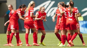 Thorns hope they're peaking at right time as they head to Kansas City