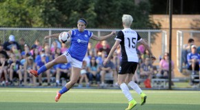 Rodriguez, Rapinoe score as Reign, KC share points