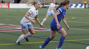 USWNT's, Chicago's Johnston confident after successful rookie year
