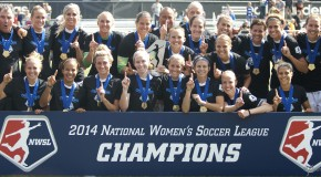 Rodriguez, Holiday combine to lift FC Kansas City past Seattle Reign, to 2014 NWSL Championship