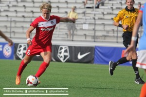 Lori Lindsey was recently named to the Washington Spirit Development Academy staff. (Photo Copyright Erica McCaulley for The Equalizer)