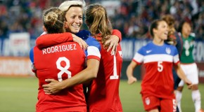 After another USWNT win over Mexico, all eyes on Ellis' World Cup qualifying roster decisions
