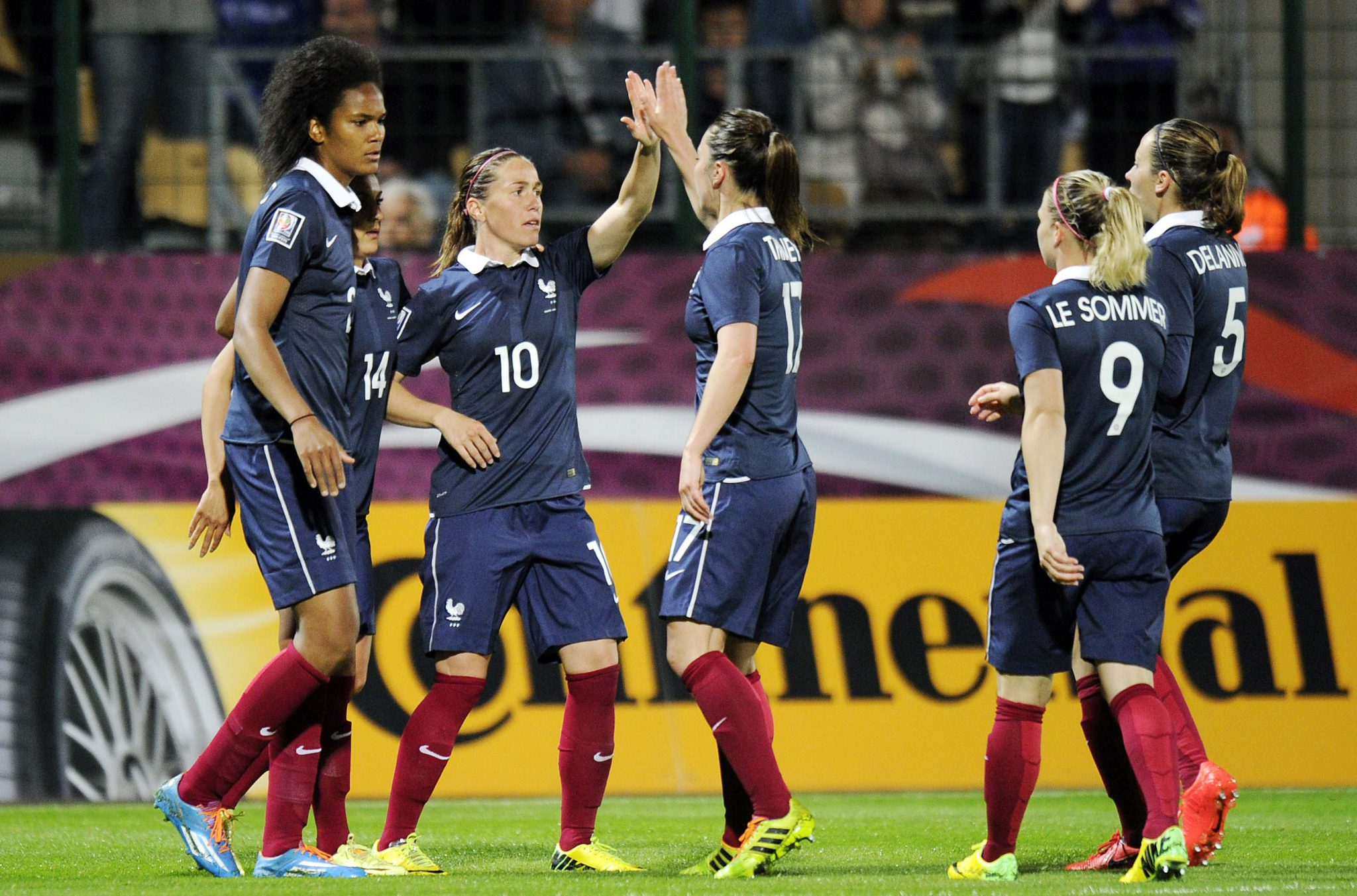 France got its wish and will participate in the 2015 Algarve Cup. (Getty Images)