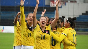 Colombia joins Brazil at World Cup, Olympics; Ecuador makes WC playoff