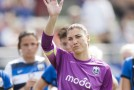 Hope Solo will not return to Reign this season