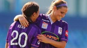 Perth wins big, keeps rolling in Westfield W-League