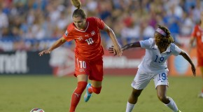 Johnston replaces Dunn on USWNT qualifying roster