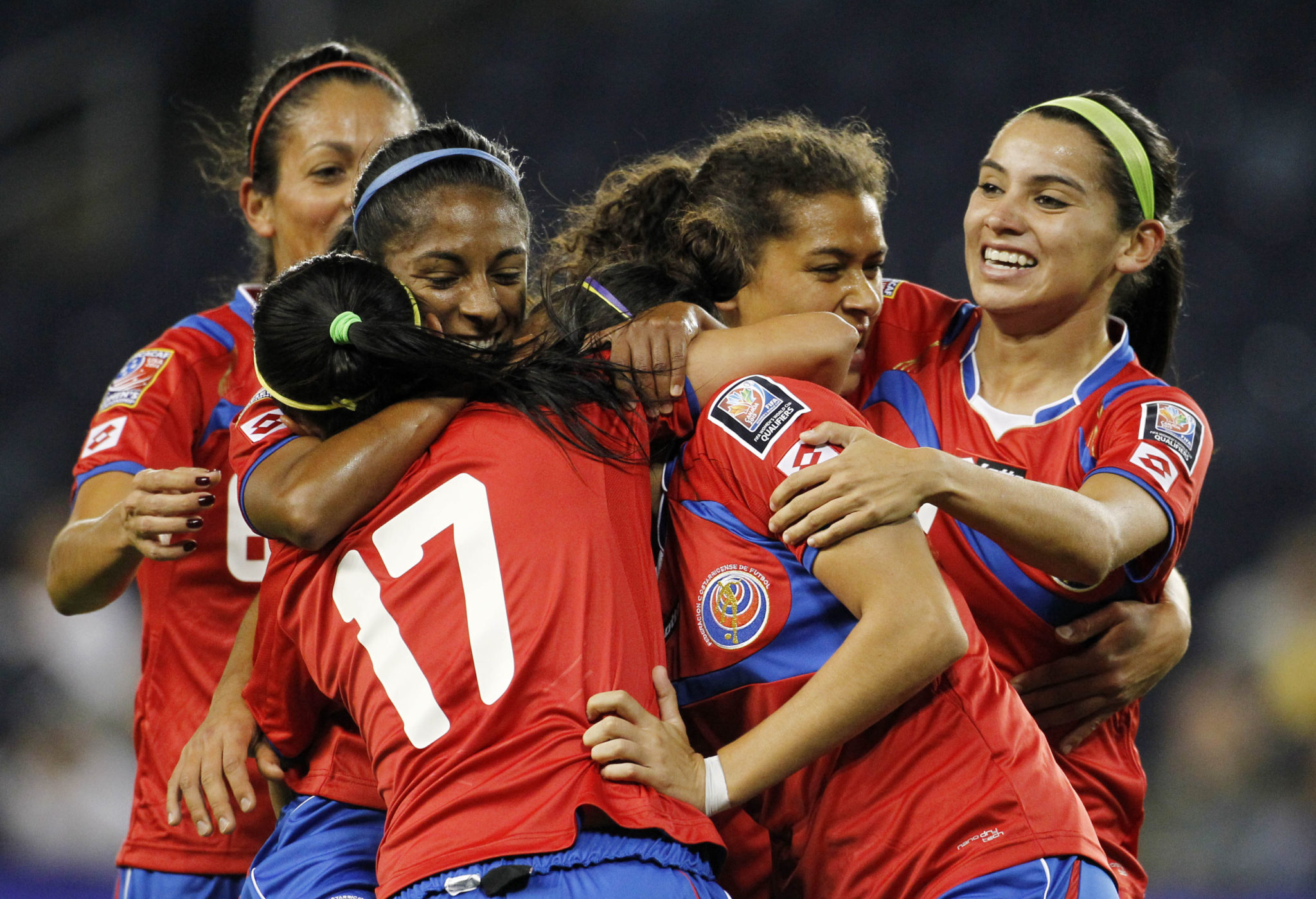 Costa Rica pulled off a huge win over Mexico to open World Cup qualifying on Thursday. (AP Photo)