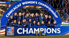 Wambach lifts USWNT to 7th CONCACAF crown