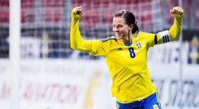 Day 1 Algarve Cup Results: Schelin leads Sweden past Australia