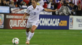 Going for Gold: Will Rampone make Olympic roster?